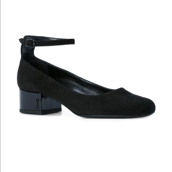 ce7bcc2c8ba Saint Laurent Shoes | Babies Ankle Strap 38 | Poshmark